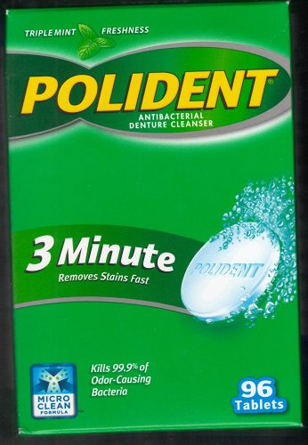 Cleaning Invisalign - polident
